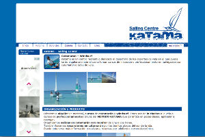 Katma Sailing Center